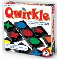 Schmidt 88114 - QWIRKLE - společenská hra