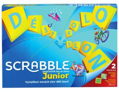 Mattel Y9738 - Scrabble Junior