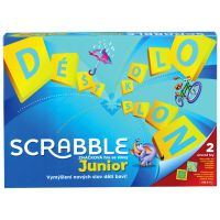 Mattel Y9738 - Scrabble Junior