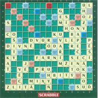 Mattel Y9620 - Scrabble Originál CZ 2