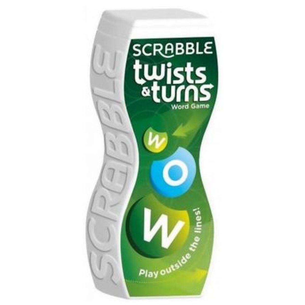 Mattel Y9124 - Scrabble Twist CZ