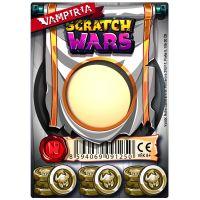 Scratch Wars Karta Zbraně Vampiria