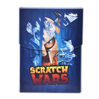 Scratch Wars Fólie na karty 2