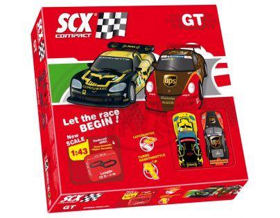Scx Autodráha GT Compact Circuit 4 m