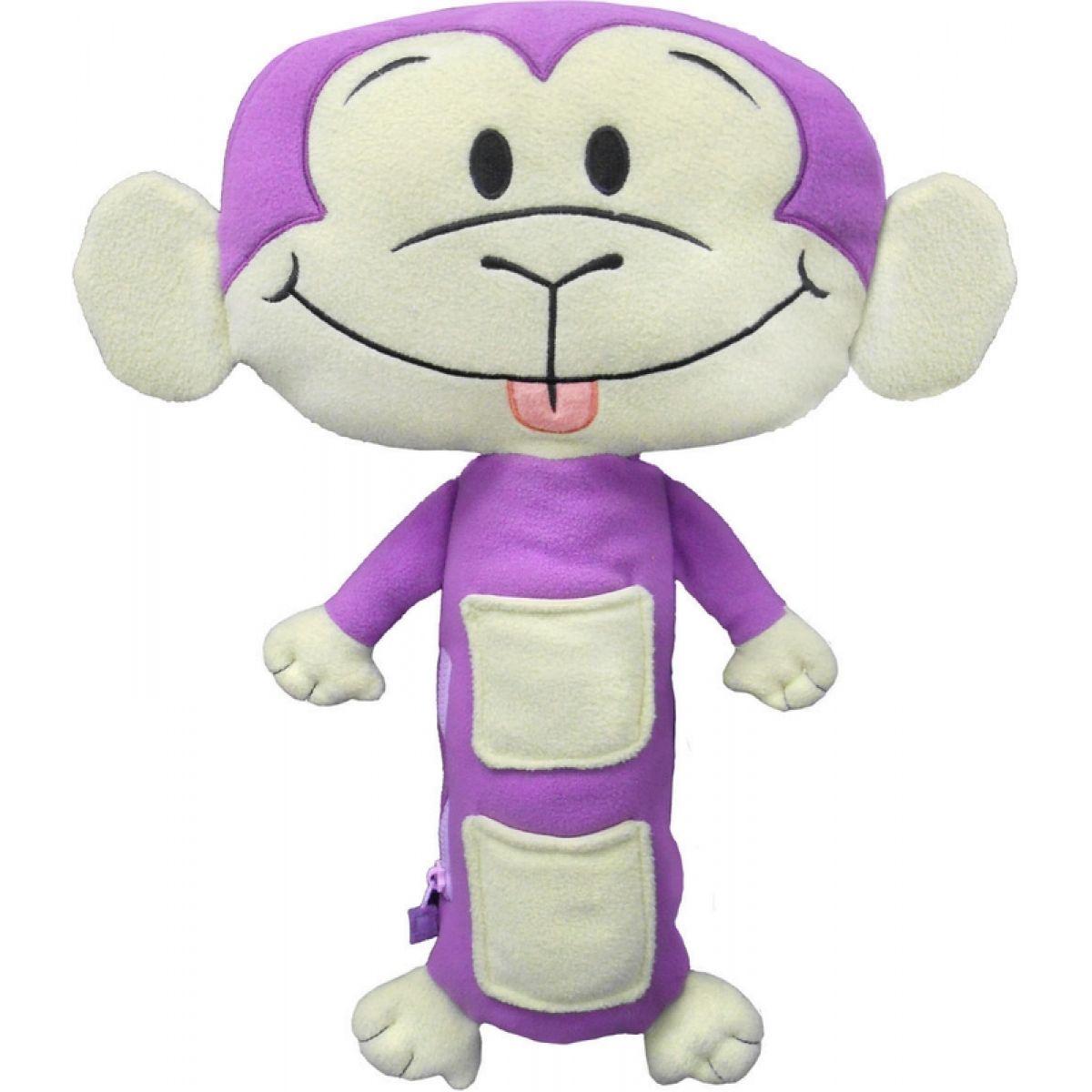 SeatPets - Zvířátko na pás opička (ALLTOYS 400070)