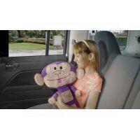 SeatPets - Zvířátko na pás opička (ALLTOYS 400070) 2
