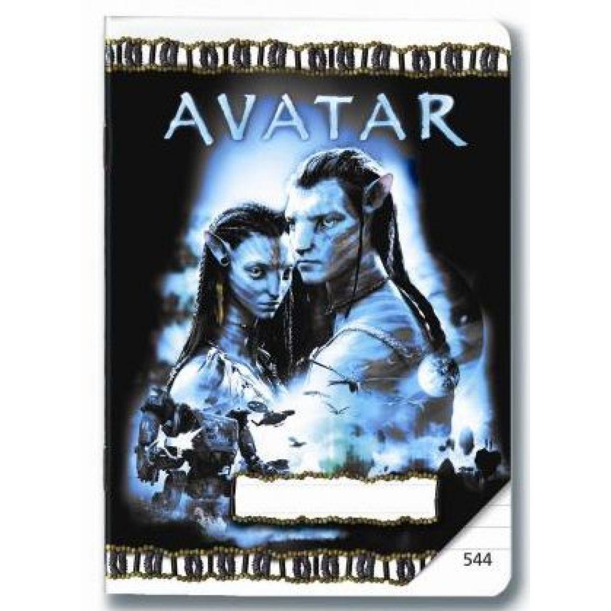 BONAPARTE 03446 - Sešit 544 - Avatar
