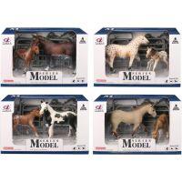EP Line Series Model Svět zvířat Sada 1 Kůň a hříbě