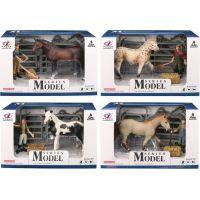 EP Line Series Model Svět zvířat Sada 1 Kůň s figurkou