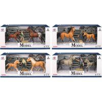 EP Line Series Model Svět zvířat Sada 2 Kůň a hříbě s figurkou
