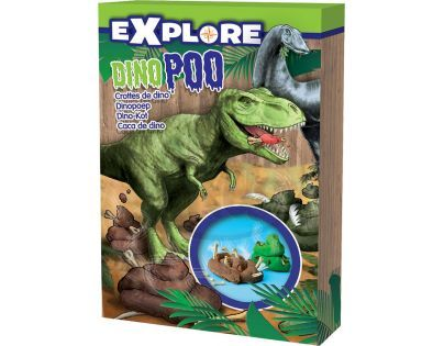 Ses Žertovné dinosauří lejno