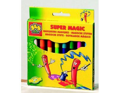 SES 268 - Magické fixy MAXI, 8 barev