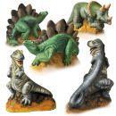 Ses Sádrový trojkomplet Dinosauři 4