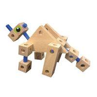 Ses Skládání ze dřeva Zvířátka 2