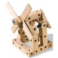 Ses Skládání ze dřeva 3