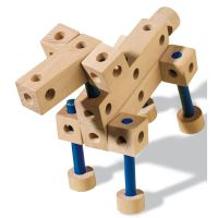 Ses Skládání ze dřeva 4