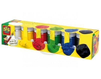SES 311 - Temperové barvy v kelímkách