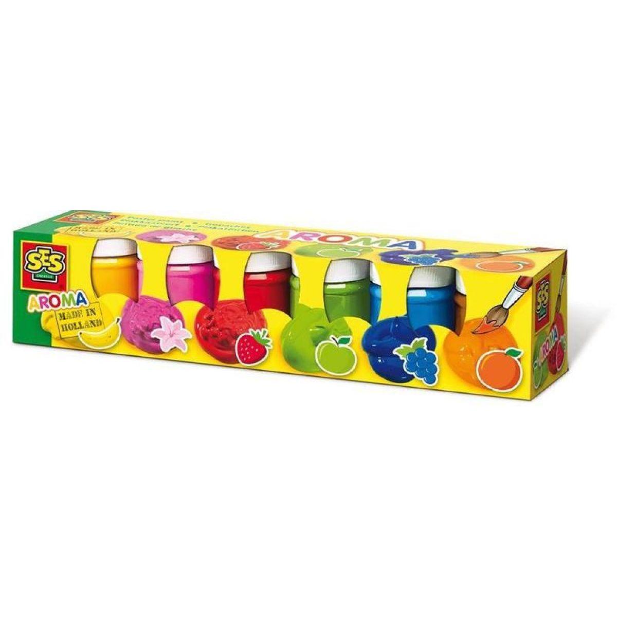 SES Temperové barvy s ovocnou vůní