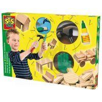 SES 943 - Výroba dřevěných hraček