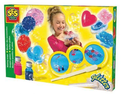 SES 00910 - Výroba barevných mýdel