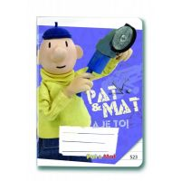 BONAPARTE 9236 - Sešit PAT a MAT 523 s pilou