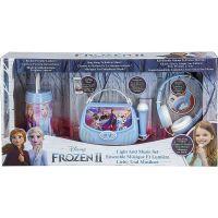 Globix Set Frozen se sluchátky, svítilnou a karaoke boxem 5