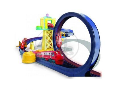 Chuggington 54205 - Set s věží a loopingem