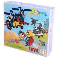 Vista 0301-20 - Stavebnice Seva (445 ks)