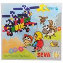 Vista 0301-20 - Stavebnice Seva (445 ks) 2