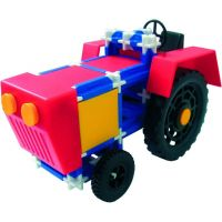 Vista Stavebnice Seva Traktor