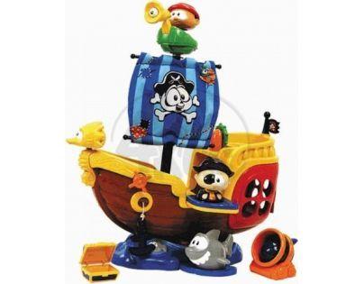 Shelcore Pirátská loď