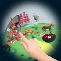 Shifu Orboot Dětský výukový AR globus 4