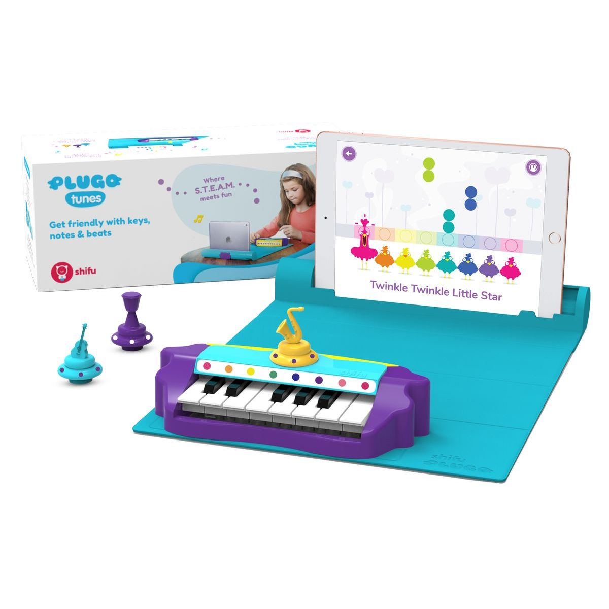 Shifu Plugo Count Piano