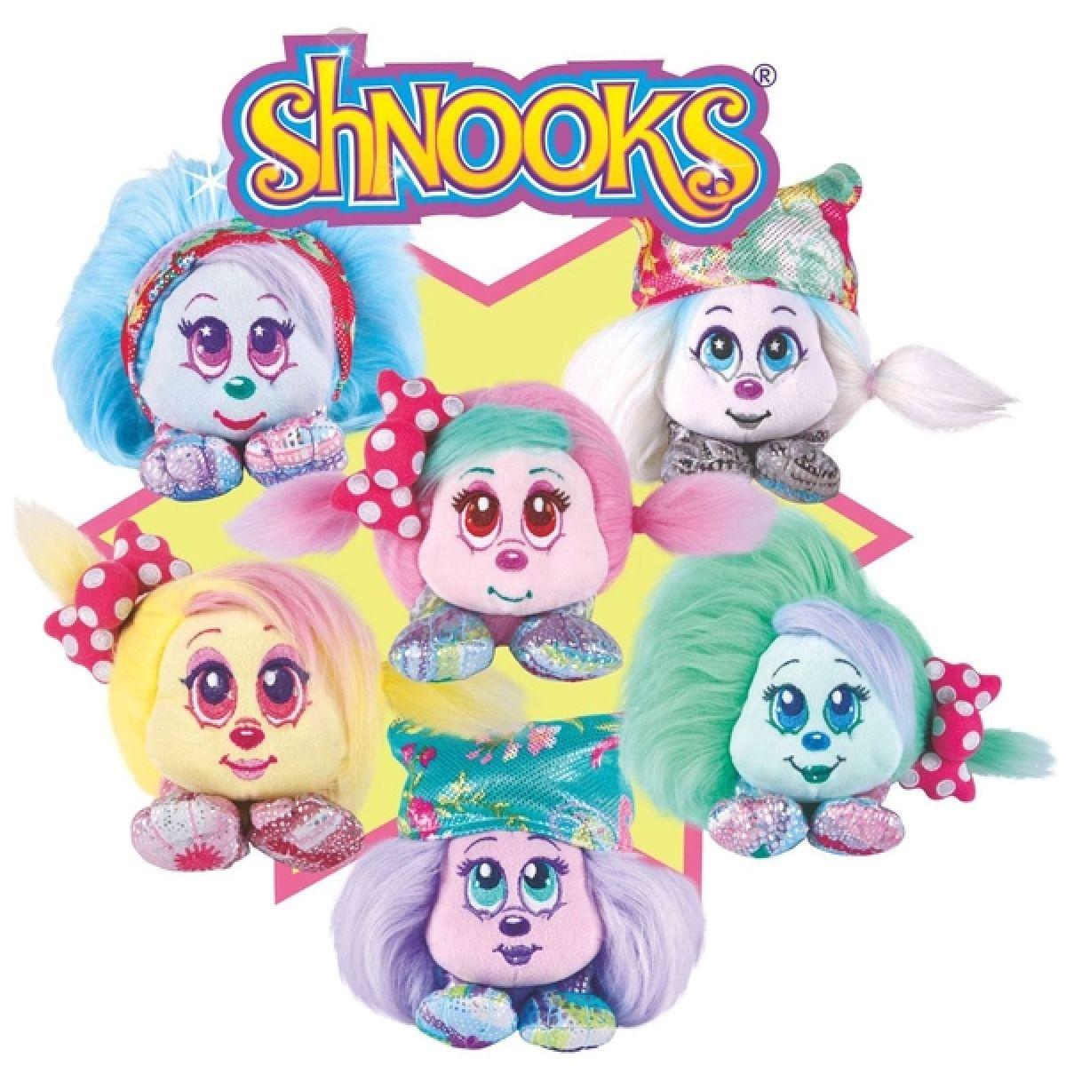 Shnooks 2 nejlepší kamarádka