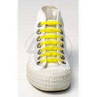 Shoeps Silikonové tkaničky Yellow
