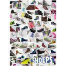 Shoeps Silikonové tkaničky Green 4