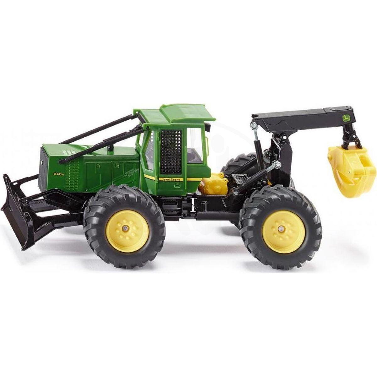 SIiku Farmer Zemědělský lesnický terénní traktor 1:32