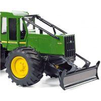 SIiku Farmer Zemědělský lesnický terénní traktor 1:32 2