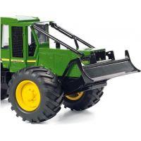 SIiku Farmer Zemědělský lesnický terénní traktor 1:32 3