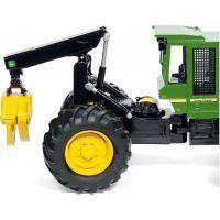 SIiku Farmer Zemědělský lesnický terénní traktor 1:32 4