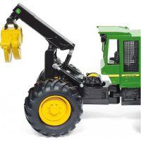 SIiku Farmer Zemědělský lesnický terénní traktor 1:32 5