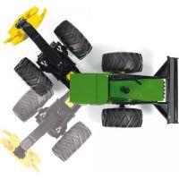 SIiku Farmer Zemědělský lesnický terénní traktor 1:32 6