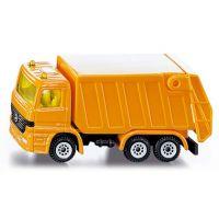 Siku 0811 Popeláři - Vozidlo na odvoz odpadu
