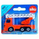 Siku Blister 1015 Požární auto se žebříkem 2