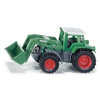 Siku 1039 Traktor Fendt s čelním nakladačem