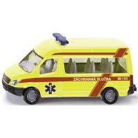 Siku Ambulance pohotovost česká verze