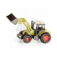 Siku 1335 Traktor Claas Ares s čelním nakladačem