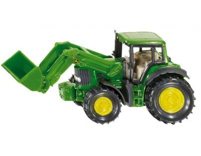 Siku Blister 1341 Traktor John Deere s nakladačem