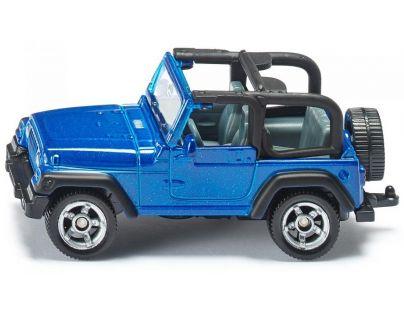 Siku Blister Jeep Wrangler