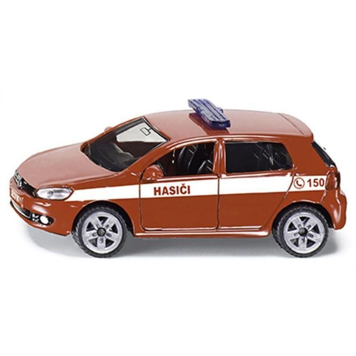 Siku Hasičské osobní auto česká verze